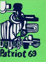 1969 Yearbook Patrick Henry High School