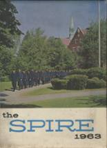 1963 Yearbook St. John's Preparatory