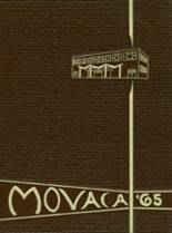 1965 Yearbook Monongahela Valley Catholic High School
