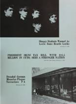 1964 Phillips Academy Yearbook Page 18 & 19