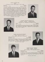 1964 Phillips Academy Yearbook Page 96 & 97