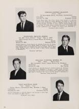 1964 Phillips Academy Yearbook Page 102 & 103