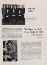 1964 Phillips Academy Yearbook Page 146 & 147