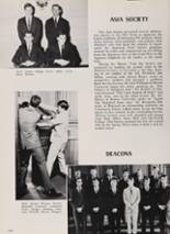 1964 Phillips Academy Yearbook Page 170 & 171