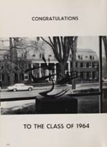 1964 Phillips Academy Yearbook Page 280 & 281