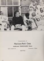 1964 Phillips Academy Yearbook Page 282 & 283