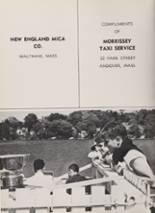 1964 Phillips Academy Yearbook Page 286 & 287