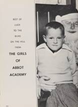 1964 Phillips Academy Yearbook Page 288 & 289