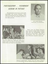 1961 Washington High School Yearbook Page 24 & 25