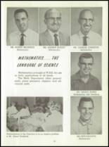 1961 Washington High School Yearbook Page 26 & 27