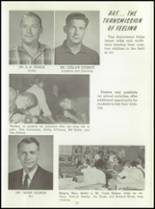 1961 Washington High School Yearbook Page 28 & 29