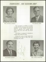 1961 Washington High School Yearbook Page 30 & 31
