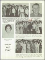 1961 Washington High School Yearbook Page 32 & 33