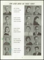 1961 Washington High School Yearbook Page 48 & 49