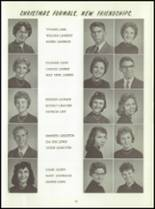 1961 Washington High School Yearbook Page 50 & 51
