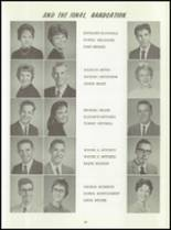 1961 Washington High School Yearbook Page 52 & 53
