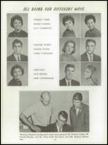 1961 Washington High School Yearbook Page 64 & 65