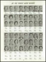 1961 Washington High School Yearbook Page 70 & 71