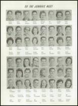 1961 Washington High School Yearbook Page 76 & 77