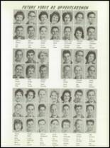 1961 Washington High School Yearbook Page 84 & 85