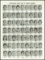 1961 Washington High School Yearbook Page 92 & 93