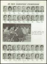 1961 Washington High School Yearbook Page 96 & 97