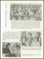 1961 Washington High School Yearbook Page 100 & 101
