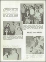 1961 Washington High School Yearbook Page 104 & 105