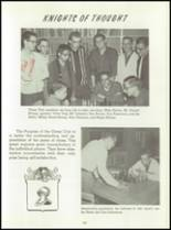 1961 Washington High School Yearbook Page 108 & 109