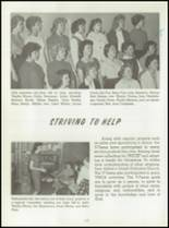 1961 Washington High School Yearbook Page 116 & 117
