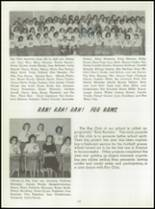 1961 Washington High School Yearbook Page 120 & 121