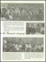 1961 Washington High School Yearbook Page 124 & 125