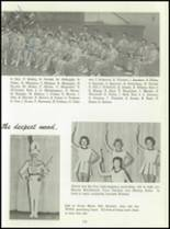1961 Washington High School Yearbook Page 128 & 129