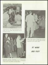 1961 Washington High School Yearbook Page 132 & 133