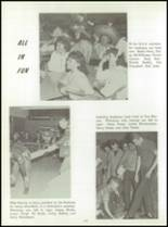 1961 Washington High School Yearbook Page 134 & 135