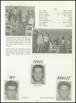 1961 Washington High School Yearbook Page 136 & 137