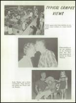 1961 Washington High School Yearbook Page 142 & 143
