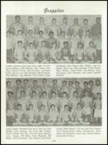 1961 Washington High School Yearbook Page 158 & 159
