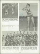 1961 Washington High School Yearbook Page 160 & 161