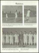 1961 Washington High School Yearbook Page 162 & 163