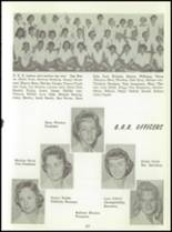 1961 Washington High School Yearbook Page 170 & 171