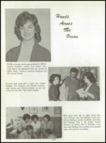 1961 Washington High School Yearbook Page 186 & 187