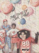 1988 Yearbook Proviso West High School