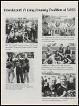 2003 Williams High School Yearbook Page 18 & 19