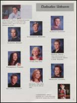 2003 Williams High School Yearbook Page 24 & 25