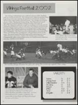 2003 Williams High School Yearbook Page 56 & 57