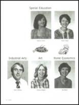 1981 North Clayton High School Yearbook Page 30 & 31
