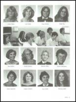 1981 North Clayton High School Yearbook Page 54 & 55