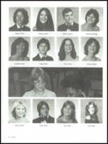 1981 North Clayton High School Yearbook Page 58 & 59