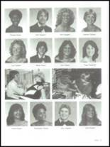1981 North Clayton High School Yearbook Page 64 & 65